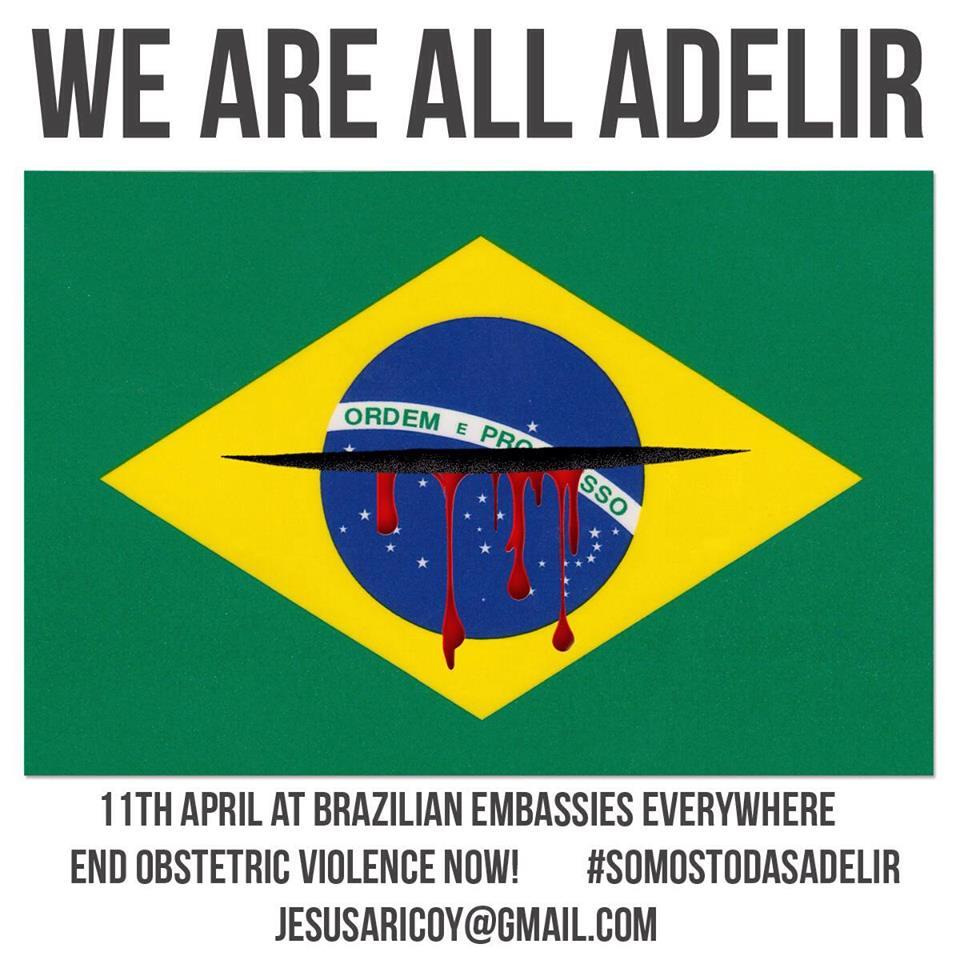 violencia obstretica brasil 2