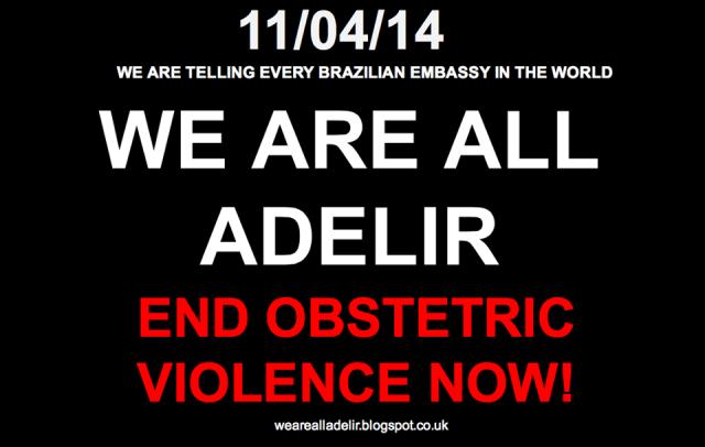 violencia obstretica brasil